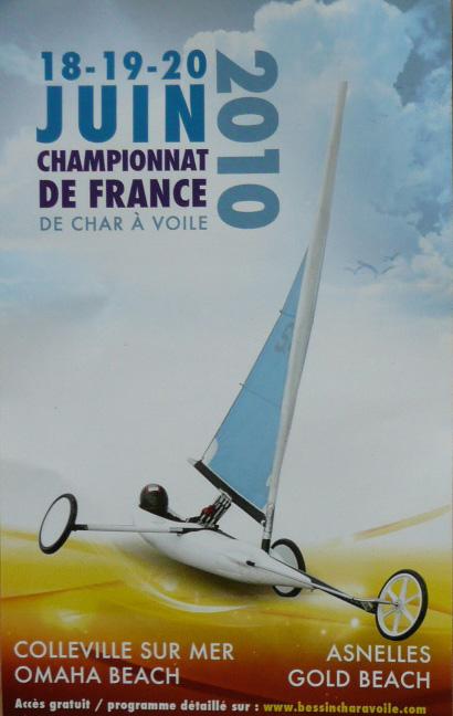 Rendez Vous Kart A Voile A L Occasion Des Championnats De France 2010