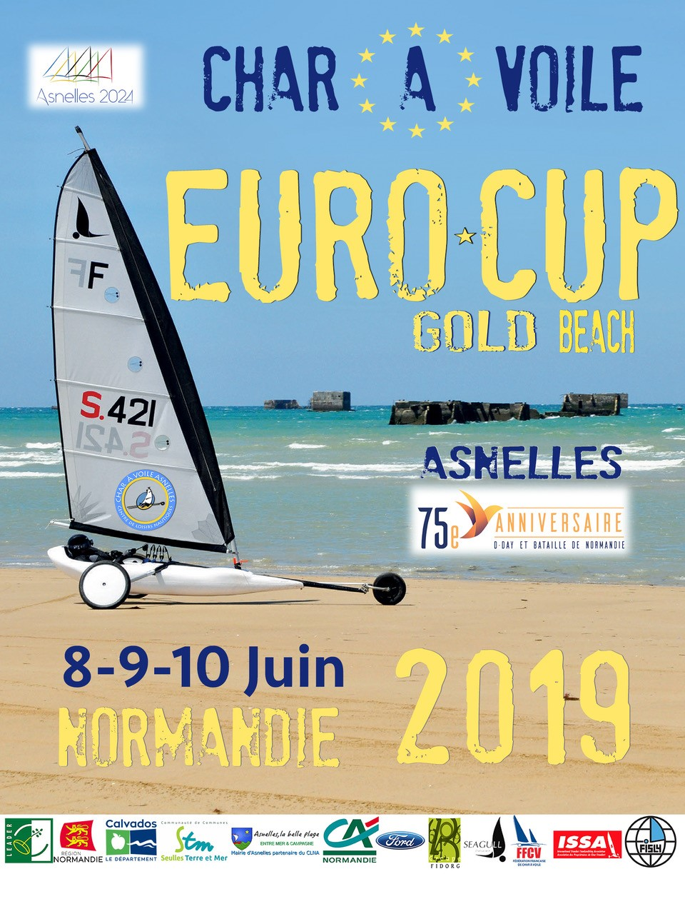 Euro cup standart asnelles seagull full
